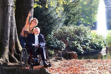 Wonen met (dementie)zorg