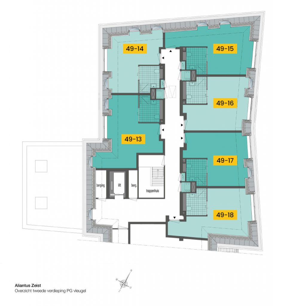 Zorgstudios Verdieping 2 Aliantus